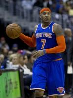 Knicks at Wizards 11/23/13