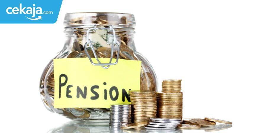 dana pensiun - CekAja.com