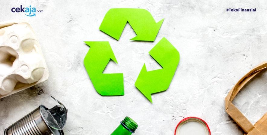 bisnis sampah - CekAja.com