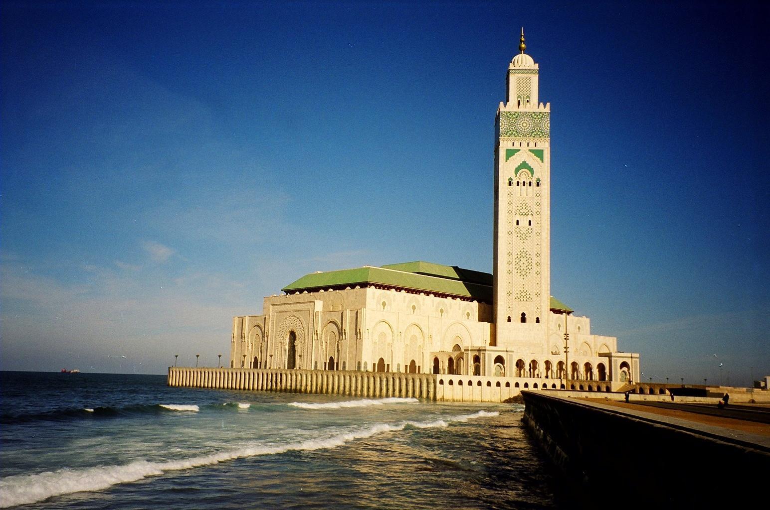 The-Hassan-II-Mosque