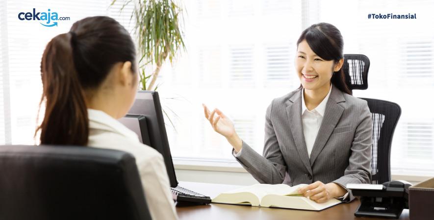 tips interview kerja _ Kartu kredit - CekAja.com