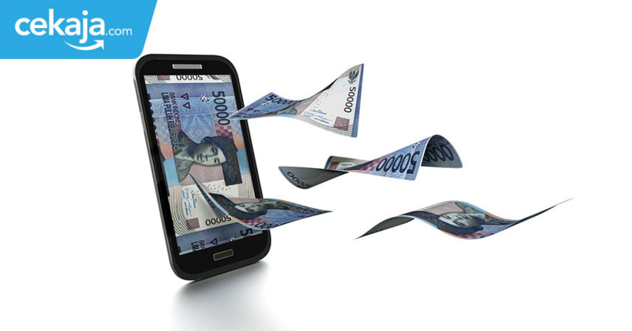 uang elektronik - CekAja.com